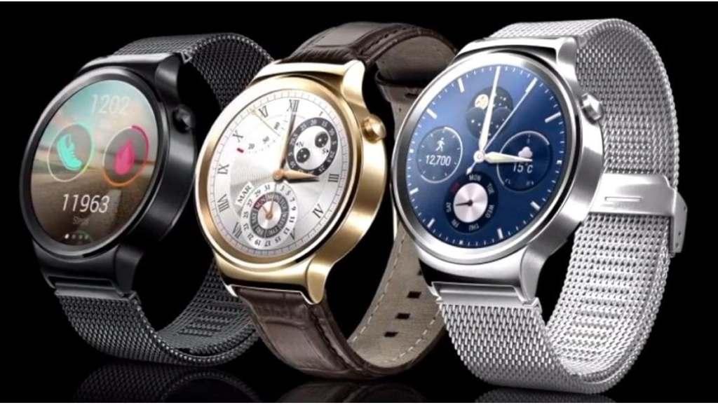 El nuevo Huawei Watch, otro smartwatch con Android Wear