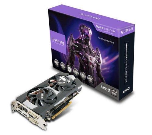 La mejor tarjeta gráfica por poco dinero: AMD Radeon R9 270X