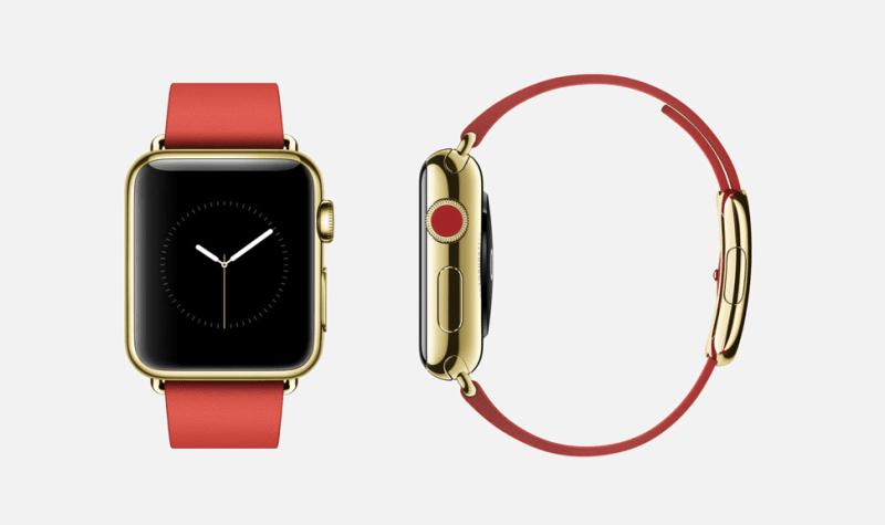 Los 6 mejores smartwatch de 2015: Apple Watch