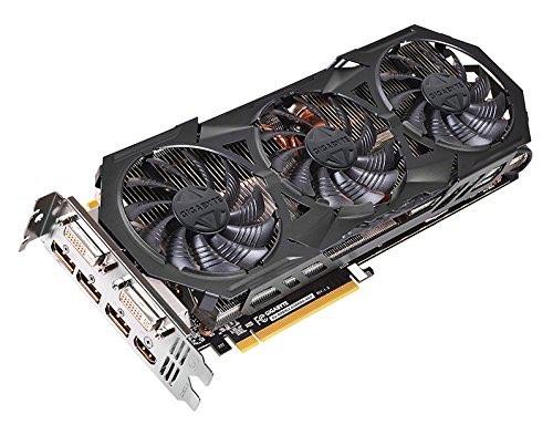 La mejor tarjeta gráfica: Nvidia GTX 970