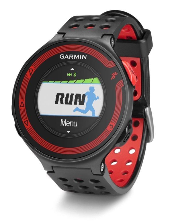 Los 3 mejores relojes deportivos GPS de Garmin si te tomas en serio el running: Garmin Forerunner 220