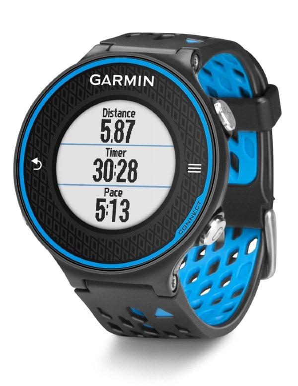 Los 3 mejores relojes deportivos GPS de Garmin si te tomas en serio el running: Garmin Forerunner 620