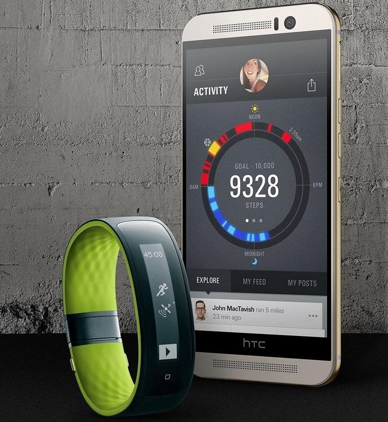 HTC Grip: nueva pulsera de actividad para atletas y entusiastas del fitness