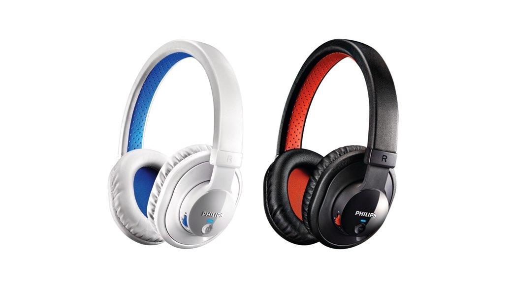 Philips SHB7000 – Opinión: uno de los auriculares bluetooth