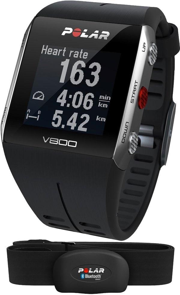 ff1eb631e2ff ... Reloj deportivo con GPS y sensor de frecuencia cardíaca H7 HR Sensor  perfecto para multideporte. Polar V800