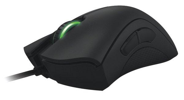 Razer DeathAdder, ratón USB para gaming (RTS)