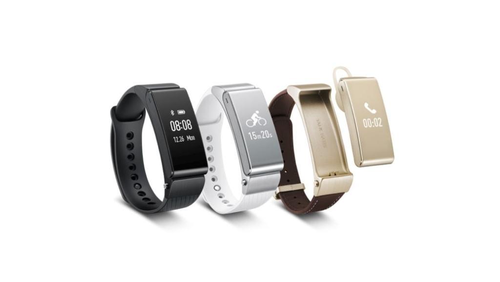 Huawei TalkBand B2: nueva pulsera fitness