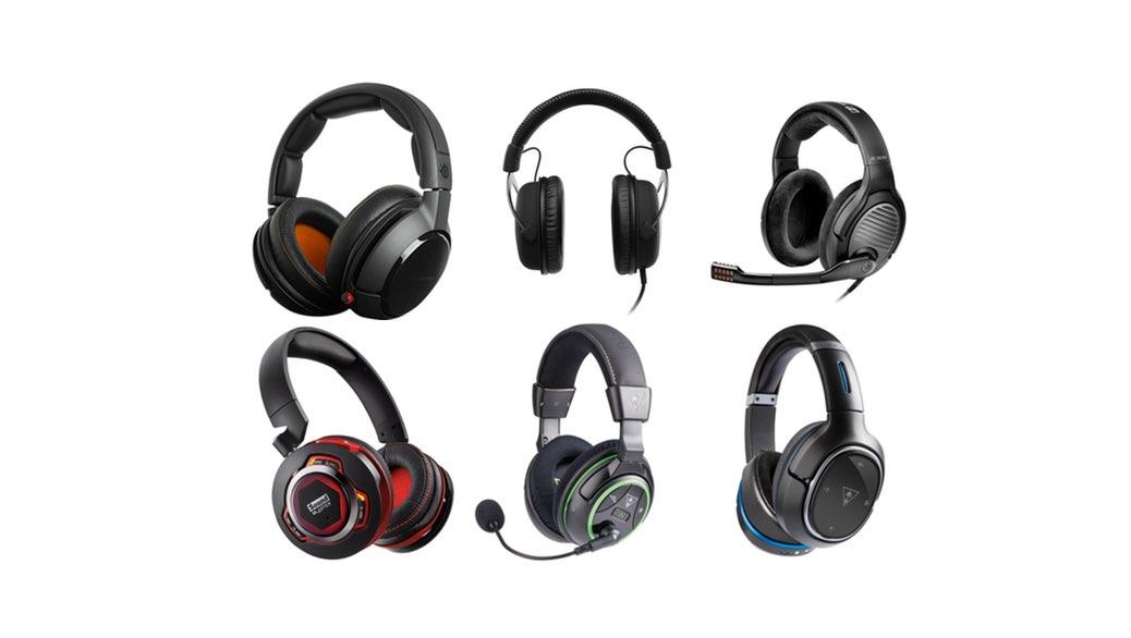 Los mejores auriculares para PS4 Pro y Slim, PS3, PC, Xbox