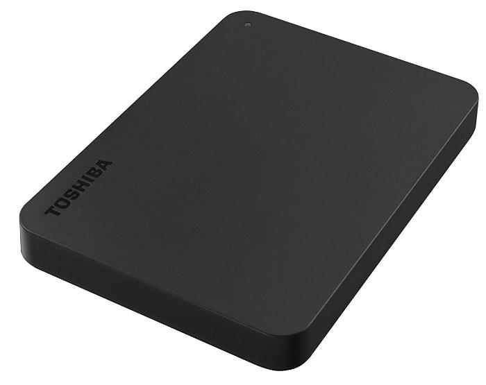 Toshiba Canvio Basics version 2018