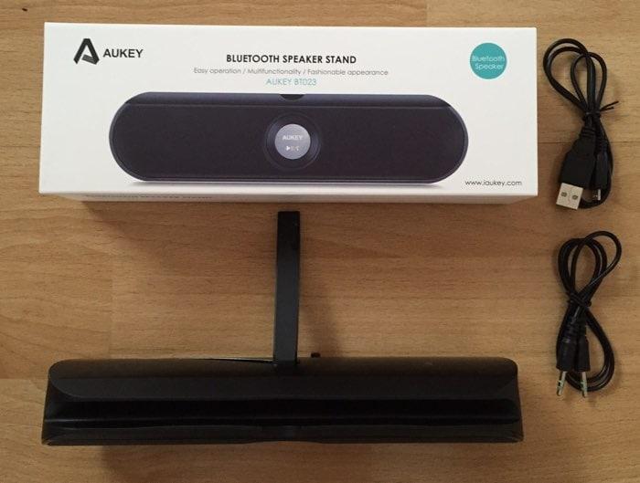 Aukey BT023 - Altavoz Bluetooth portátil - Opinión y análisis