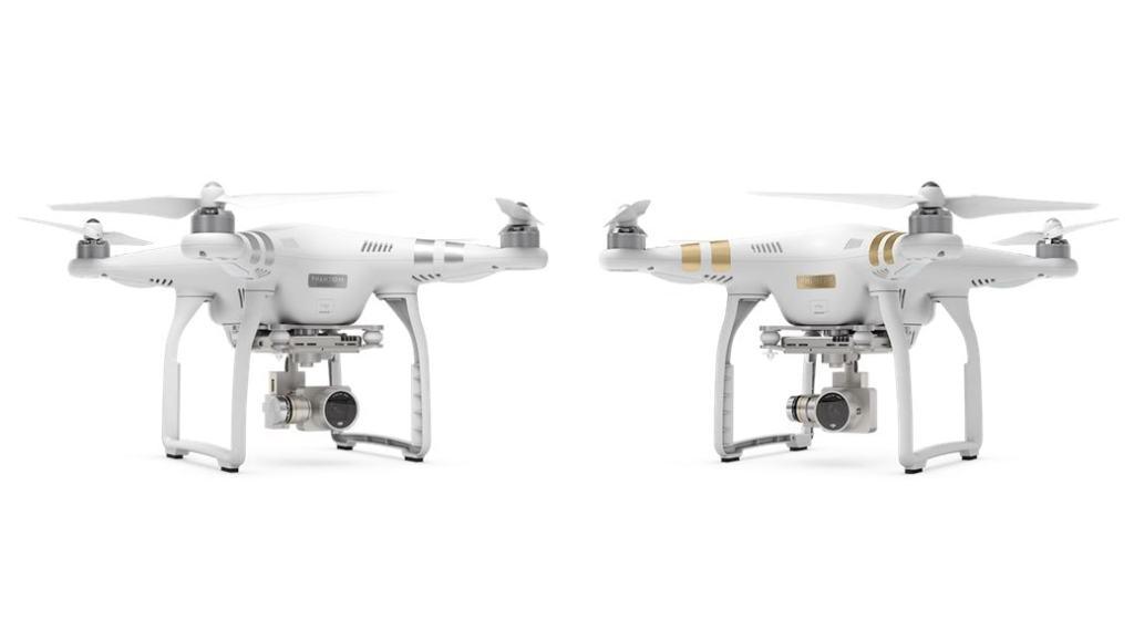 DJI Phantom 3, el nuevo Drone con capacidad para grabar en vídeo en 4K y 1080p
