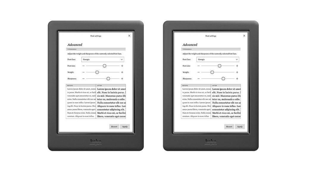 Kobo Glo HD, el competidor del Kindle Voyage de Amazon en 2015
