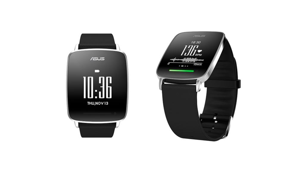 Asus VivoWatch, smartwatch + monitor fitness + 10 días de batería