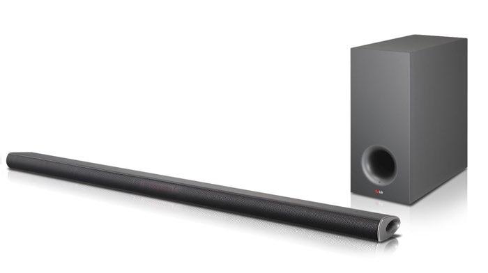 barra sonido LG NB3540