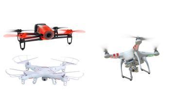 Los 4 mejores drones que puedes comprar: desde 50 a más de 1000 euros