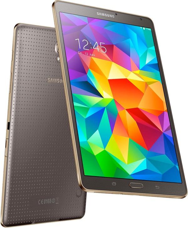 "Samsung Galaxy Tab S (T700) 8.4"""