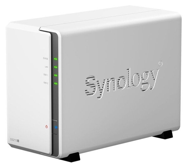 Synology DS215J NAS