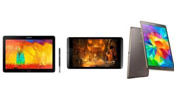 Los 6 mejores tablets Android de 2015
