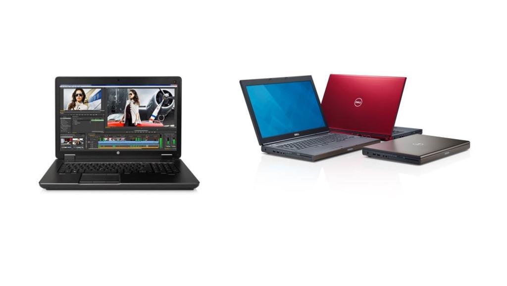 Los 3 mejores portátiles de gama alta para trabajar (2015)