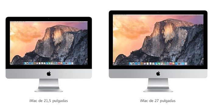 ordenadores Mac de Apple: iMac