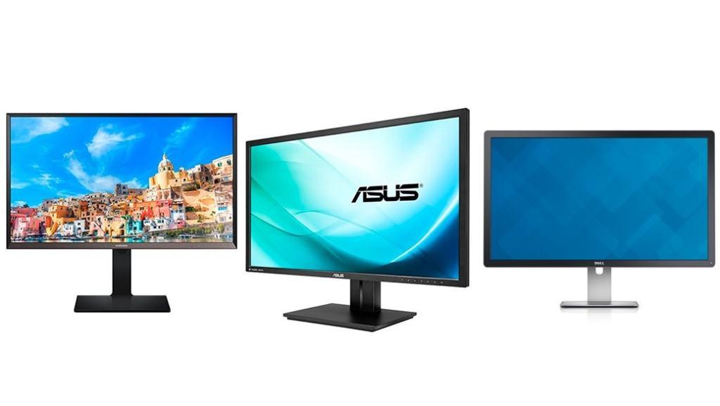 Los 3 mejores monitores de 32″ y 28″ en 2015 (IPS, VA y TN)