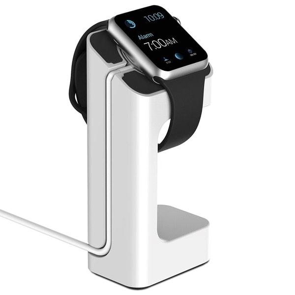 Accesorios imprescindibles para el Apple Watch: Soporte de JETech