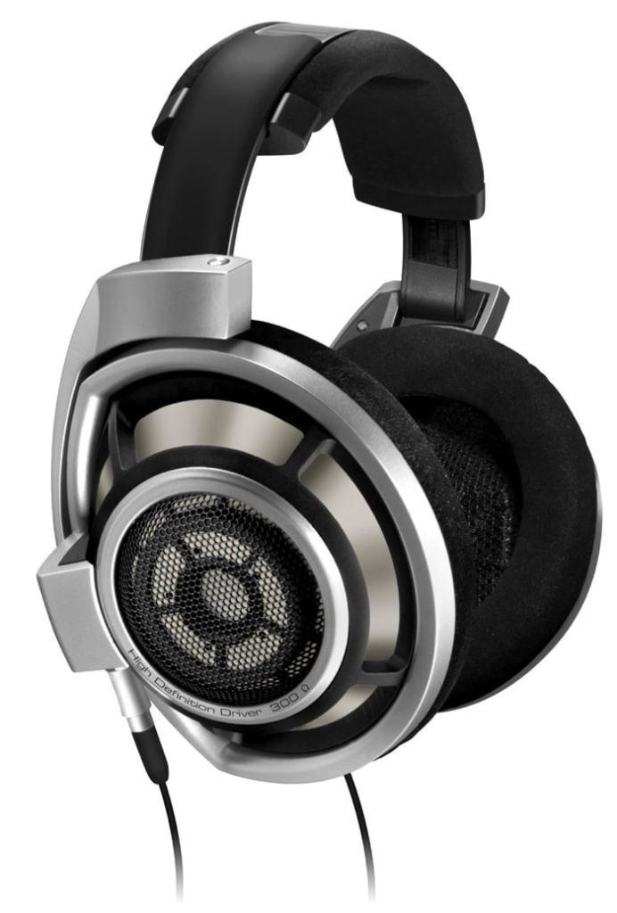 Los 6 auriculares con mejor diseño (2015): Sennheiser HD 800