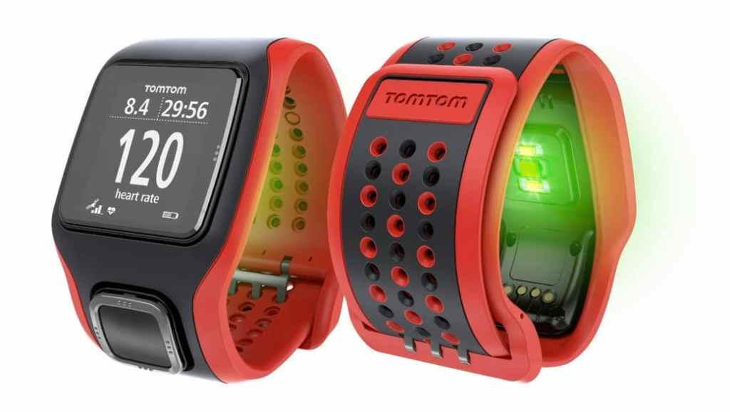 TomTom Runner Cardio – Reloj de entrenamiento GPS – Opinión