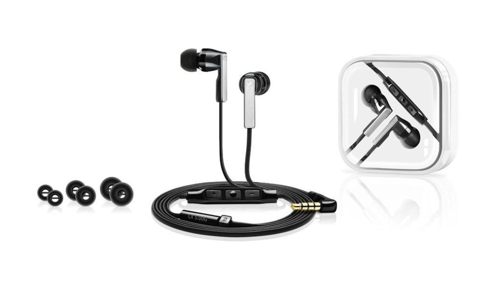 Sennheiser CX 5.00 – Unos pequeños auriculares con gran sonido – Opinión