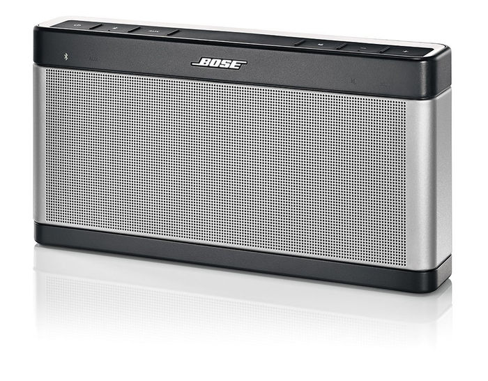 Bose SoundLink Bluetooth III - altavoz portatil bluetooth