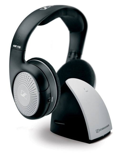 Sennheiser RS 110-8 II - Auriculares de diadema abiertos inalámbricos