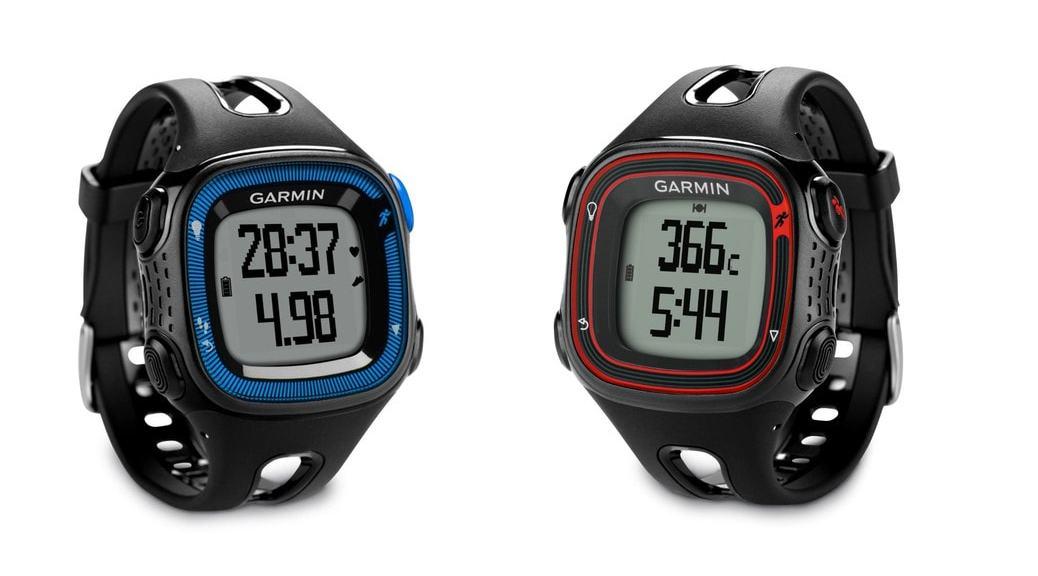 Los mejores relojes deportivos GPS de Garmin para corredores principiantes que no se quieren gastar mucho dinero
