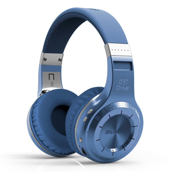 Bluedio - H-Turbine(Shooting Brake) Auriculares Inalámbricos Bluetooth 4.1