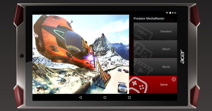Acer Predator 8, el tablet para gaming que todos vais a querer tener