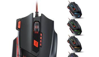 3 ratones para gaming rebajados de precio en la Semana de los descuento en electrónica de Amazon España