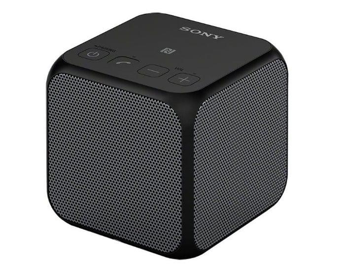 Sony SRS-X11BC - Altavoz inalámbrico (Bluetooth, NFC, 10 W)
