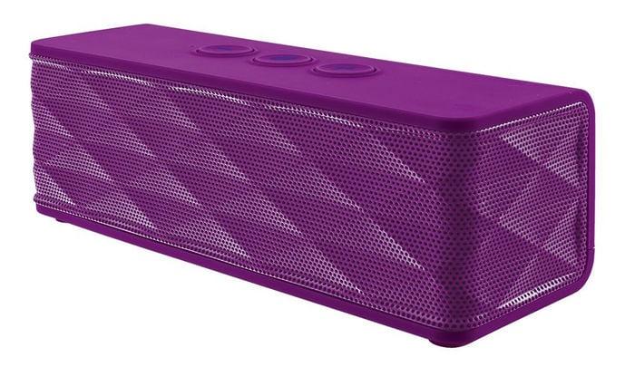 Trust Jukebar - Altavoz portátil Bluetooth 2.0 (estéreo, alcance hasta 10 metros)