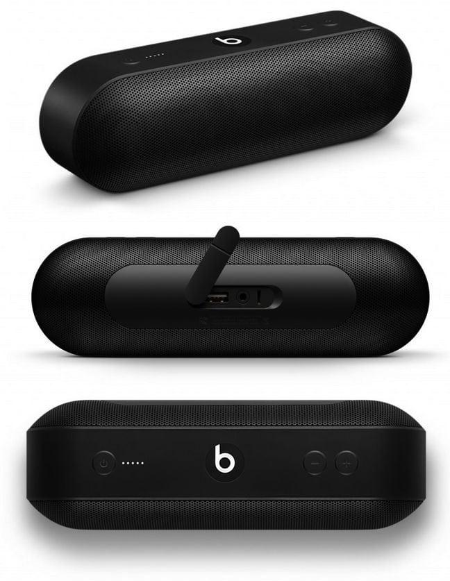BeatsPill+, el nuevo altavoz portatil de Beats (Apple)