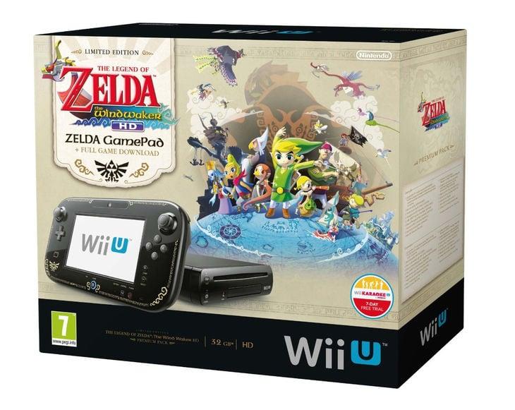 Consola de videojuegos: Wii U