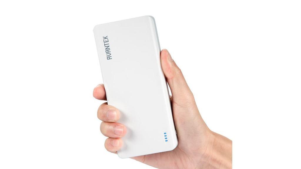 AVANTEK – Batería portátil de 20000 mAh – Opinión