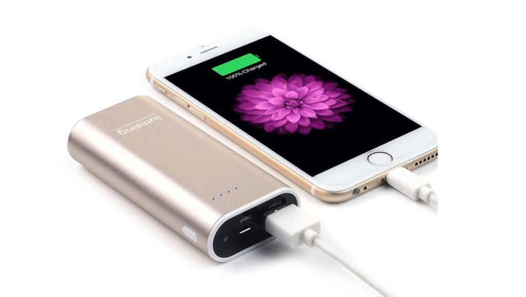 """Lumsing """"Grand A1 Mini"""" Batería externa de 6700 mAh – Opinión"""