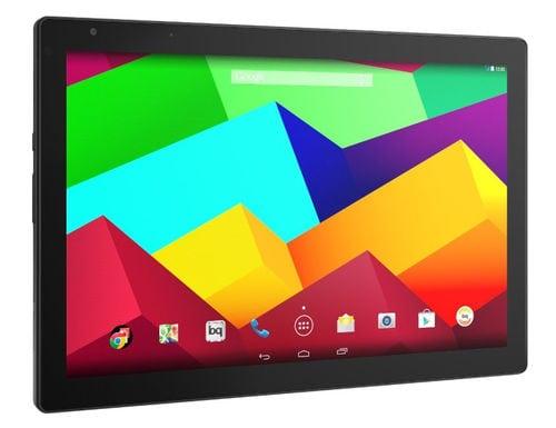 Los 6 mejores tablets de 2015: BQ Aquaris E10