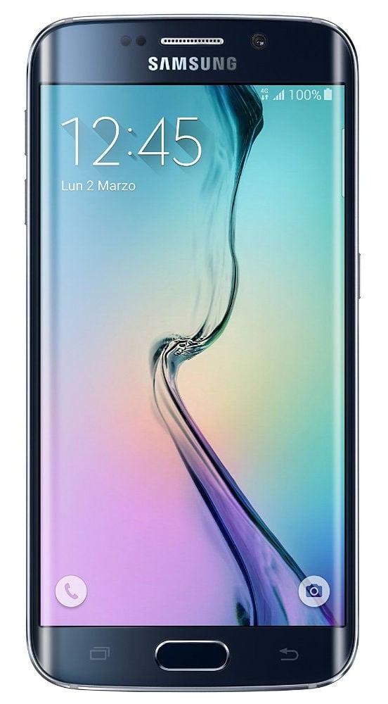 Los 8 mejores smartphones Android de 2015 y principios de 2016: Galaxy S6 Edge