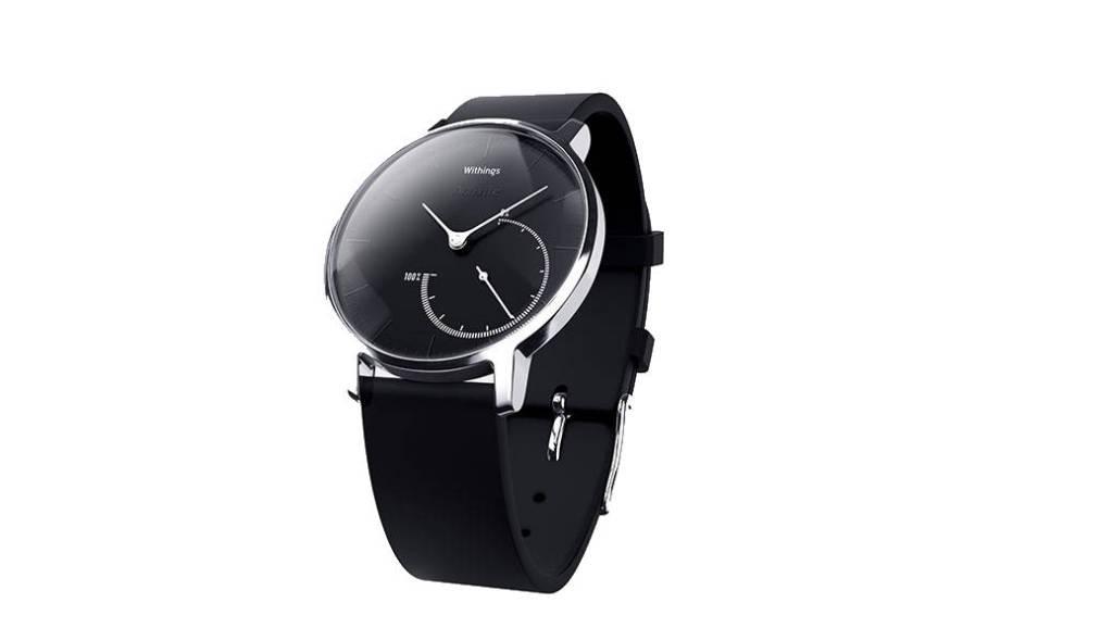 Withings Activité Steel: Nuevo smartwatch de acero inoxidable y sumergible a 50 metros