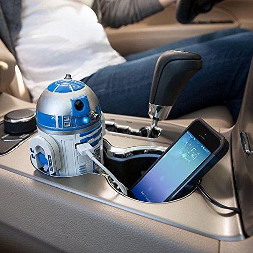 Cargador de coche Star Wars R2-D2