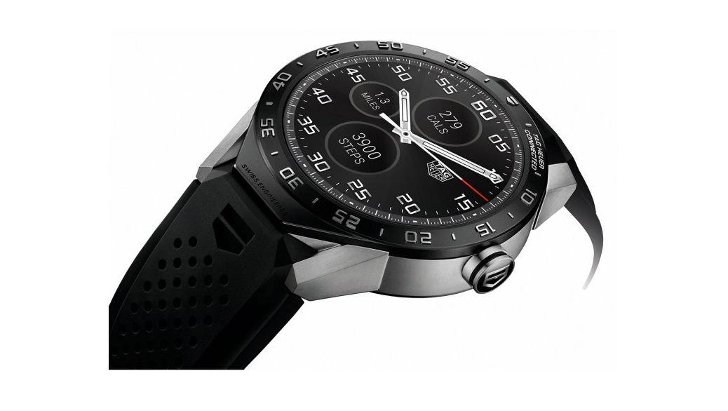 Tag Heuer Connected El Nuevo Smartwatch De Lujo Basado En