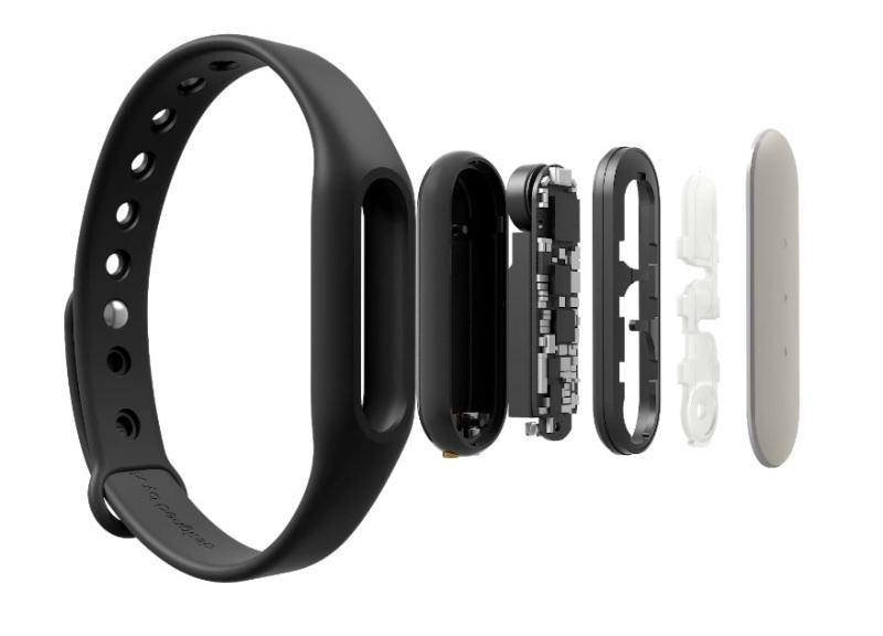 Xiaomi Mi Band y Xiaomi Mi Band 1S (Pulse)