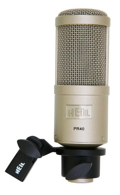 Heil PR-40 - micrófono dinámico XLR