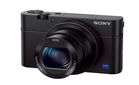La cámara de video
