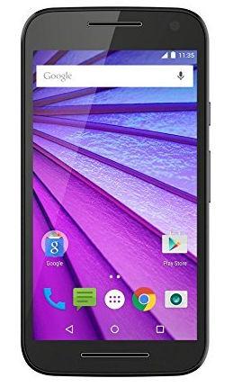 Motorola Moto G de 3ª Generación (2GB de RAM y 16GB almacenamiento)